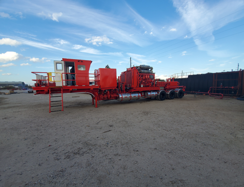 Grizzly's Double-Pumper: An Exercise in Innovation and Ingenuity